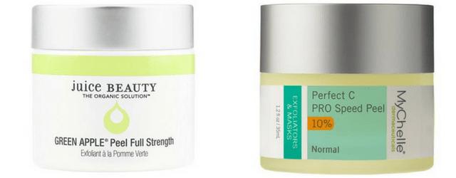 Natural Anti-Aging Treatments - Peels