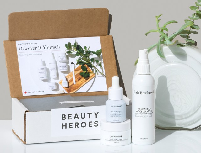 Beauty Heroes Discovery Box