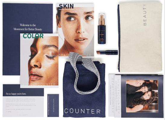 Beautycounter consultant