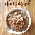 Easy Chai Spiced Almond Butter for the Win!