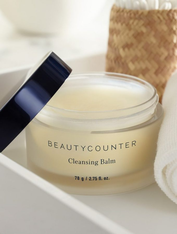How to Use Beautycounter Cleansing Balm for Nourished Skin