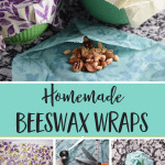 How to Make DIY Beeswax Wraps as an Alternative to Plastic Wrap