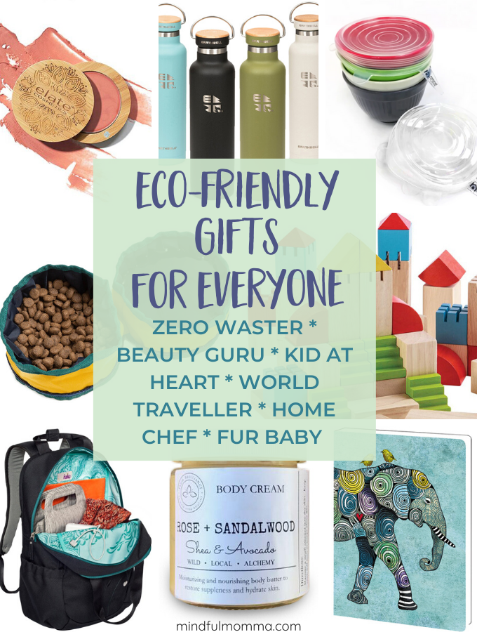 Eco-friendly gifts for everyone