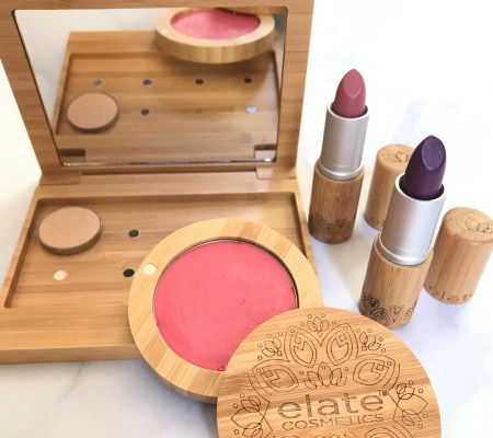 Elate Cosmetics and other sustainable makeup brands