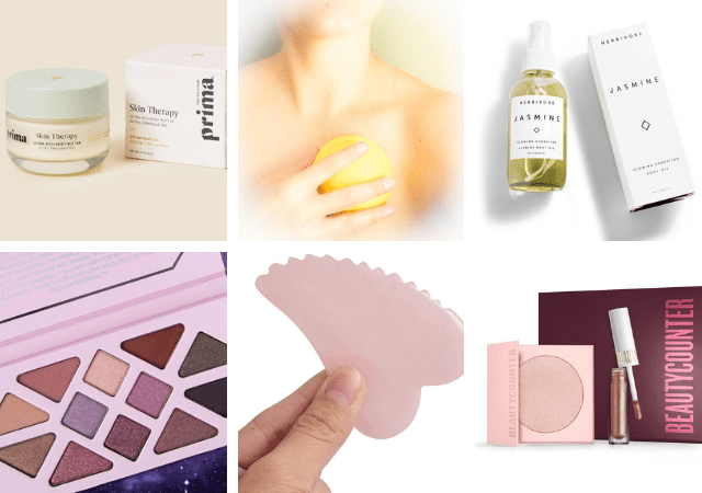 Clean Beauty and other eco-friendly Gifts