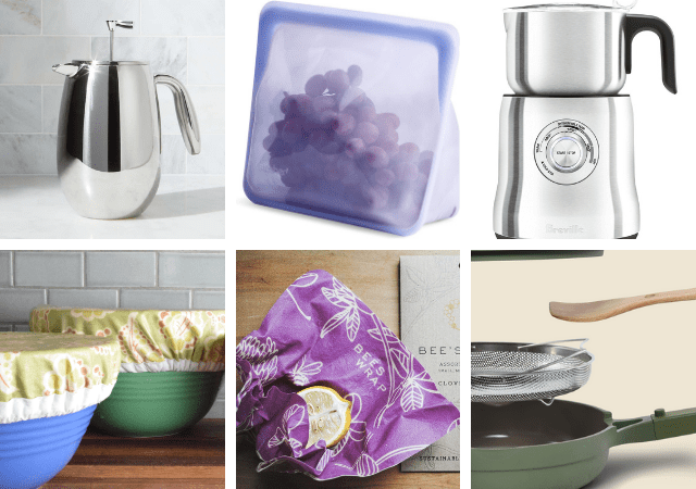 Eco friendly kitchen gifts