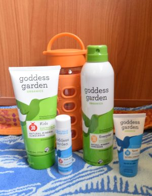Goddess Garden and Other Safe Sunscreens