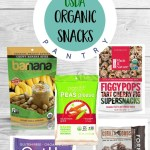 Organic Snacks to Stock Up Your Healthy Pantry