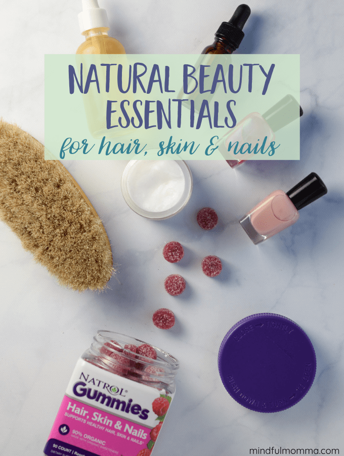 Natural Beauty Essentials POST