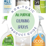 The 5 Non-Toxic Cleaning Sprays You'll Find in My Home