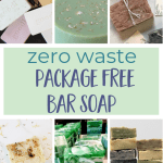 Easy Eco-Tip:  Buy Soap without Packaging
