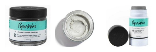 PiperWai and other natural deodorants that work