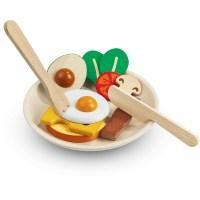 Pretend Play Breakfast Meal
