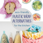 8 Alternatives to Plastic Wrap for a Zero Waste Win
