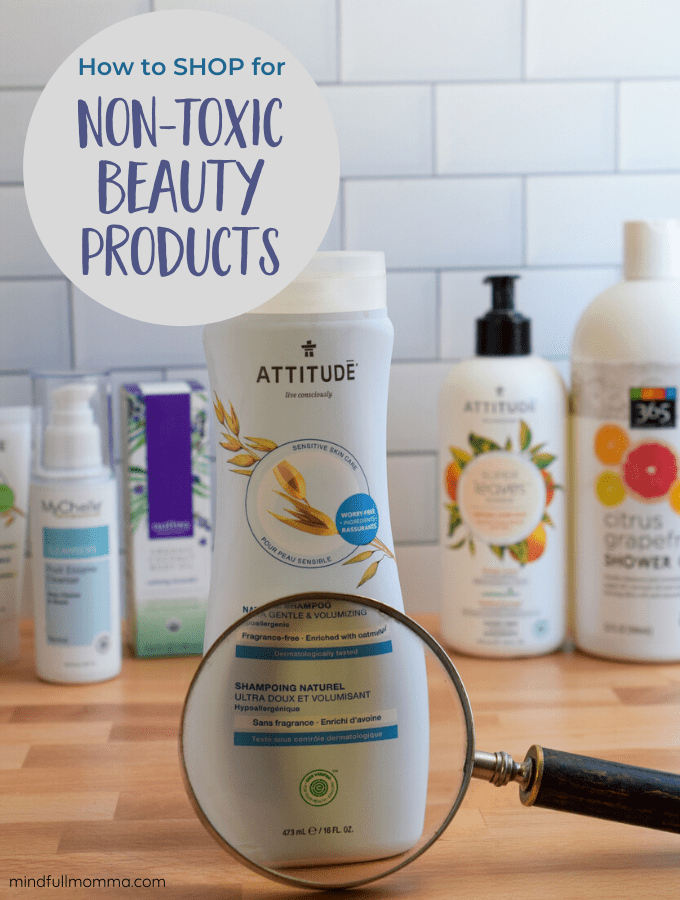 Shop for Non-Toxic Beauty Products