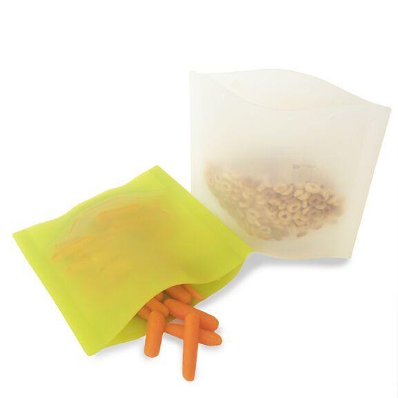 Siliskin Snack Bags