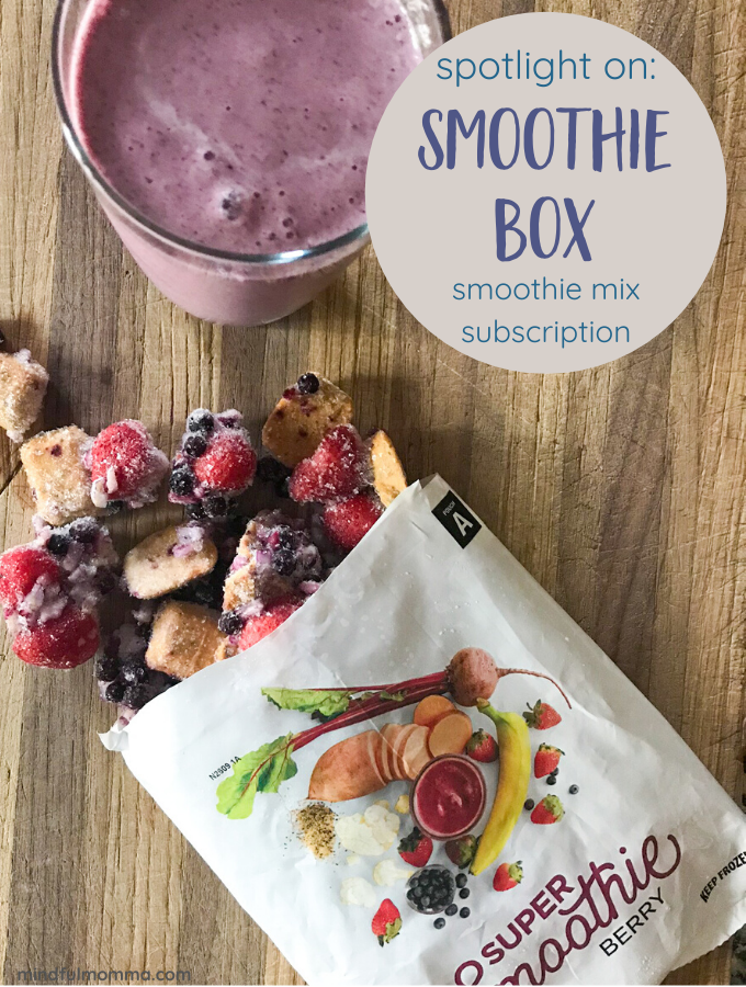 Smoothie Box Review
