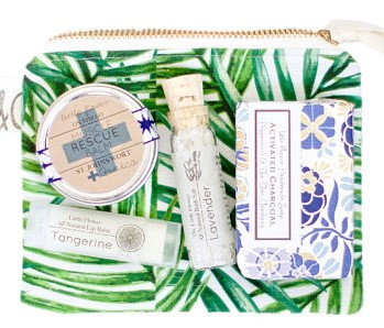 Spa gift set and other eco friendly gifts