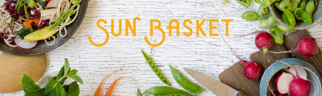 Sun Basket Healthy Meal Delivery Plans