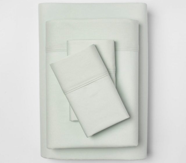 Natural & Organic Bedding - Target Threshold Organic Cotton Sheets