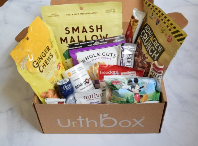 UrthBox and other eco friendly subscription boxes