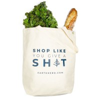 Shop Like You Give A Sh*t Recycled Cotton Tote