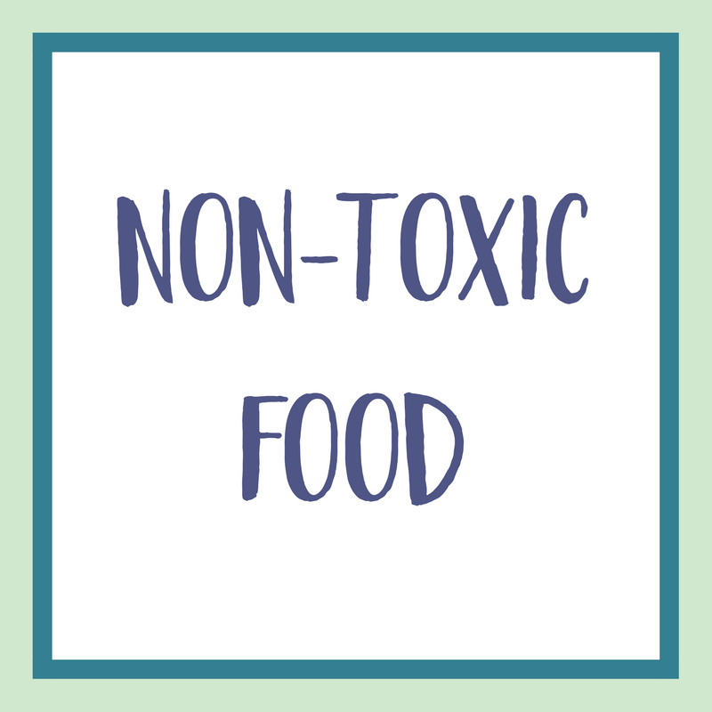 Non-Toxic Food