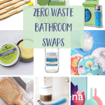 zero waste bathroom essentials