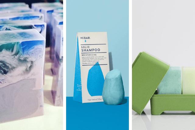 zero waste bathroom essentials - shower