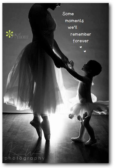 My Earliest Memories of Dance