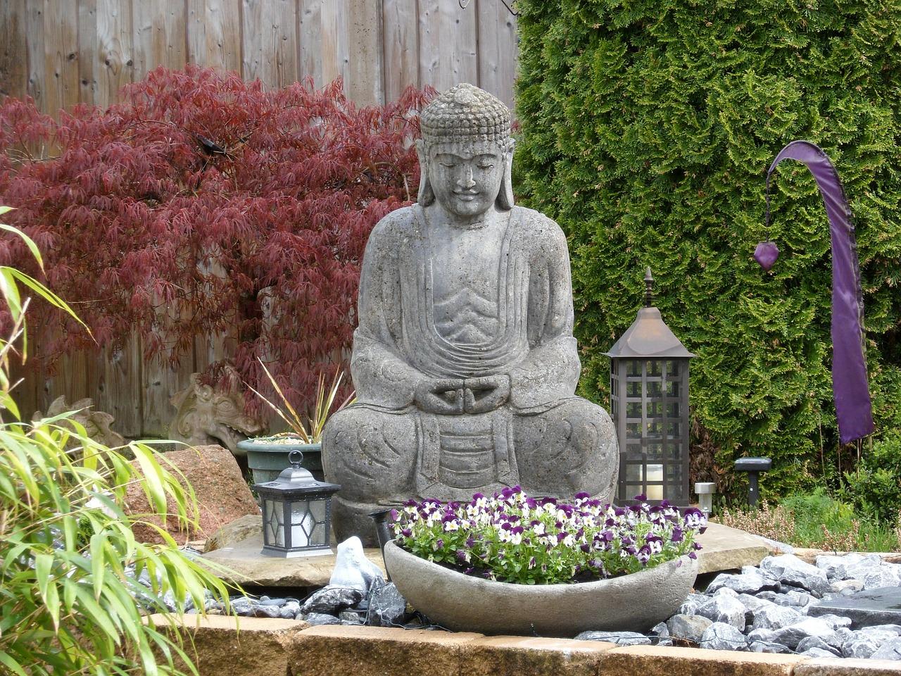 How To Create A Zen Garden