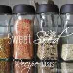 Sweet Seed Recipe Ideas