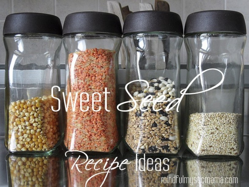 sweet seeds recipe ideas