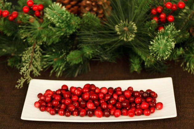 christmas cranberries