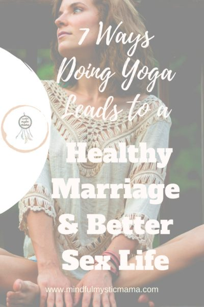 yoga healthy sex life