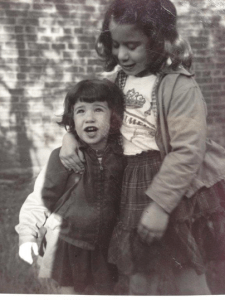 Suzy and Cary (ages 6 and 3?)