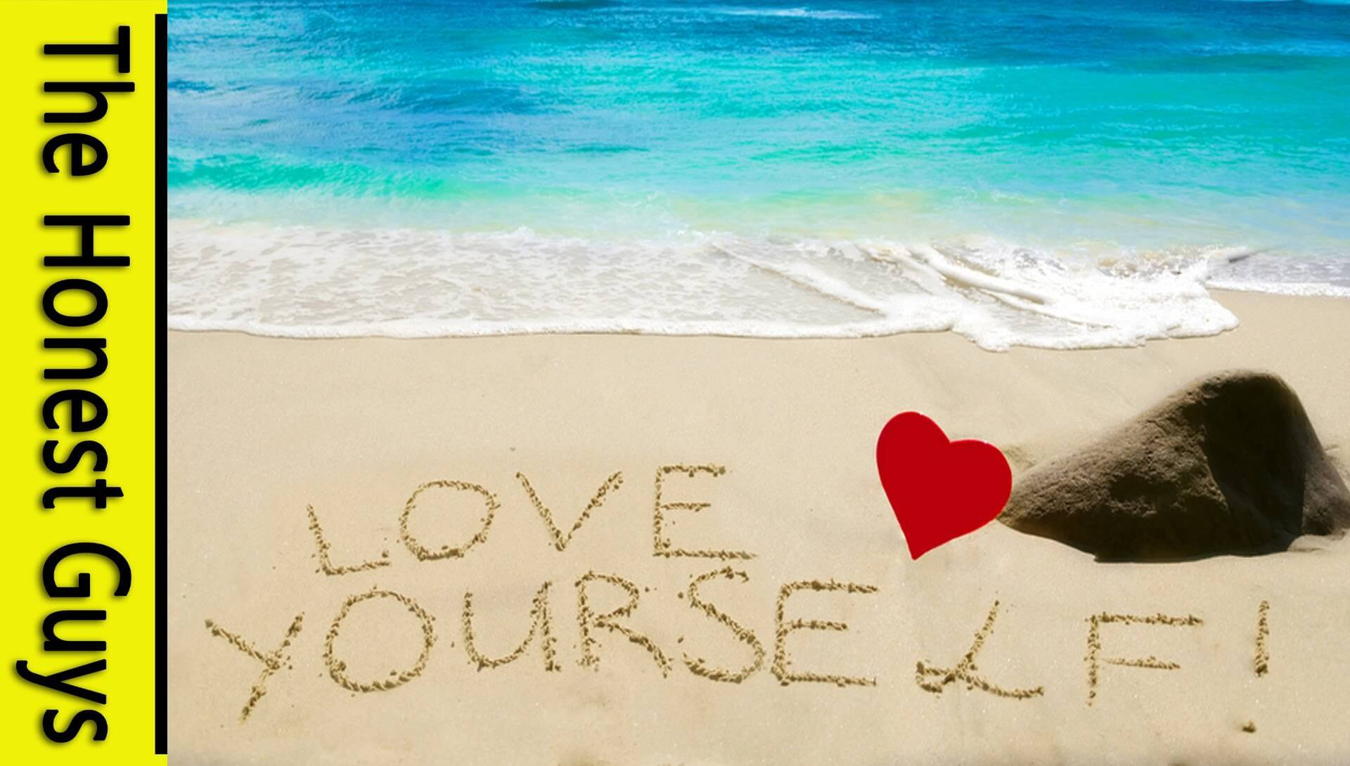 Love Yourself Self Confidence Exercise