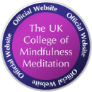 UK College of Mindfulness Meditation official website logo