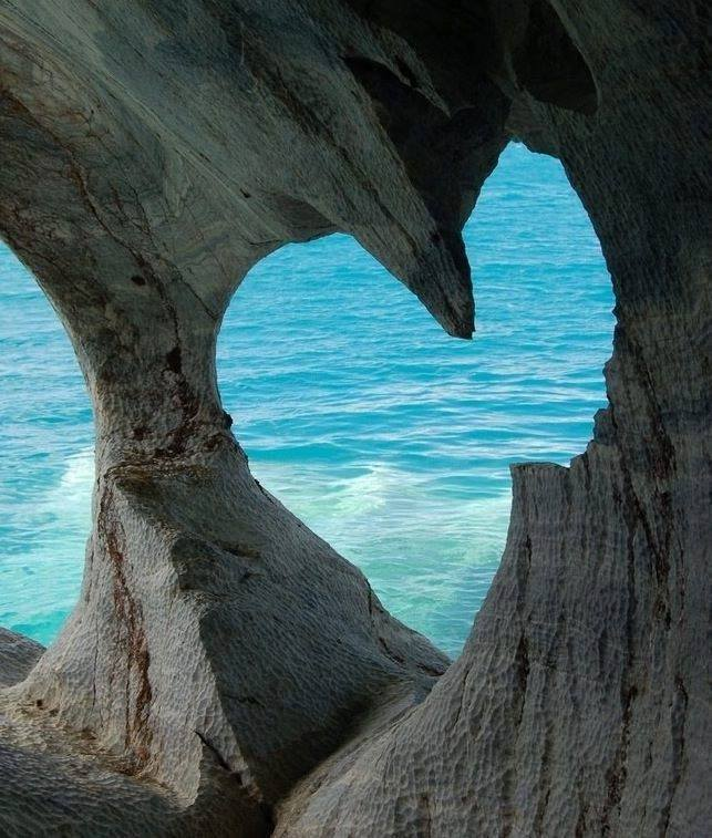 cuore rocca mare