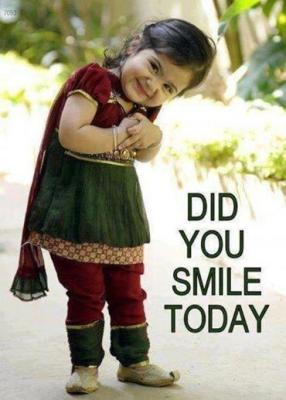 glimlach maakt je mooier