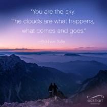 Een heldere hemel