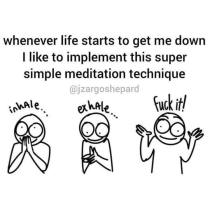 Een nieuwe mindfulness oefening