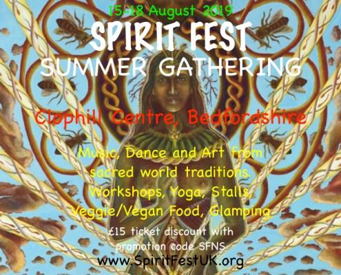 Spirit Fest 2019 Neya