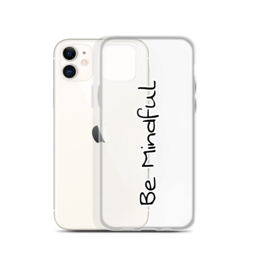 Be Mindful - iPhone Hoesje