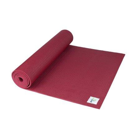 Ecoyogi Classic Ruby Yogamat - rood