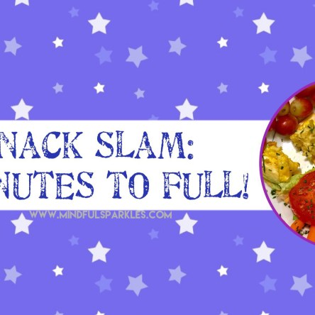 Snack Slam: 5 Minutes to Full with an Avocado Egg Snack Plate