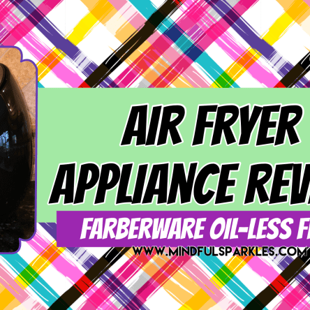 Air Fryer Appliance Review for Farberware Oil-Less Fryer
