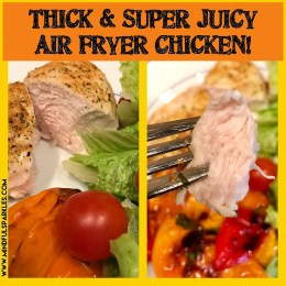 Super Juicy Thick Chicken Cutlets