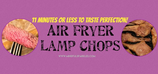 11 Minutes or Less to Lamp Chop Taste Perfection!