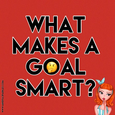 What Makes a Goal Smart